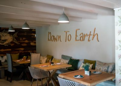 Down to Earth Restaurant - IMG_9056